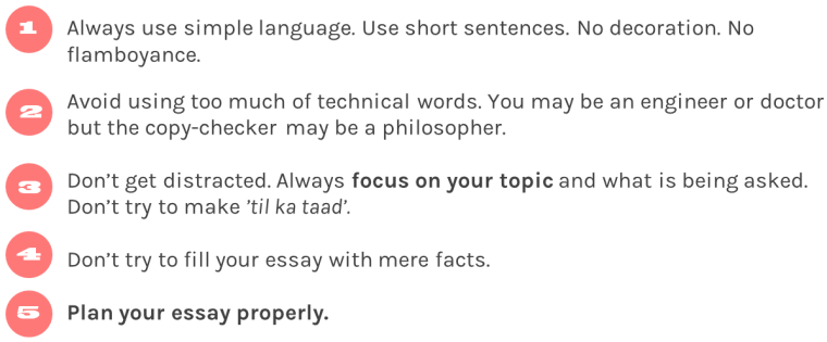 how to write a kick ass essay sagar upadhyay but before the real show starts let s show the difference these rules can make